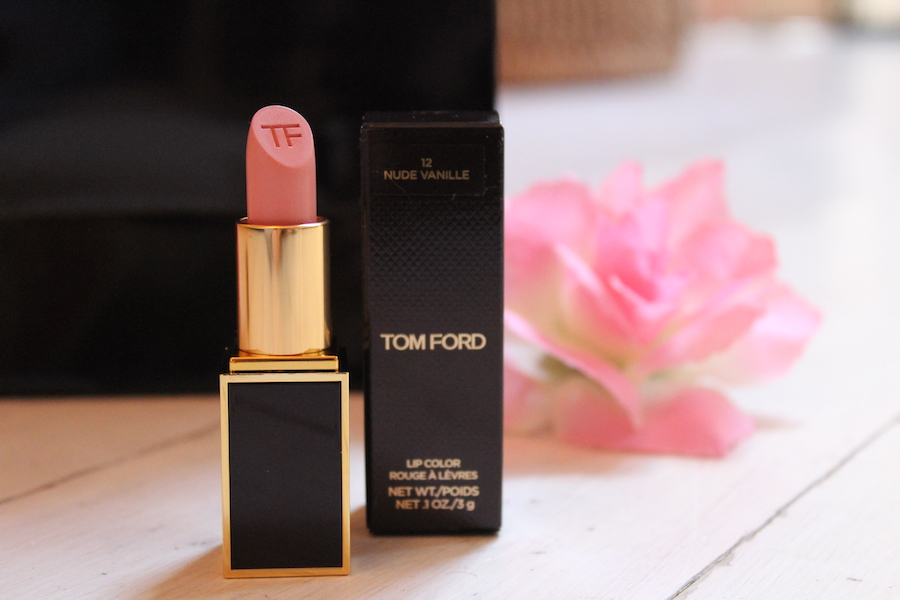 Tom Ford Lip Colour in Nude Vanille
