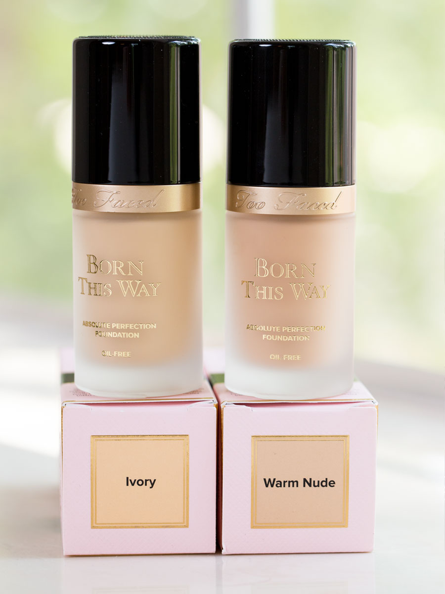 Born this way Too Faced Foundation