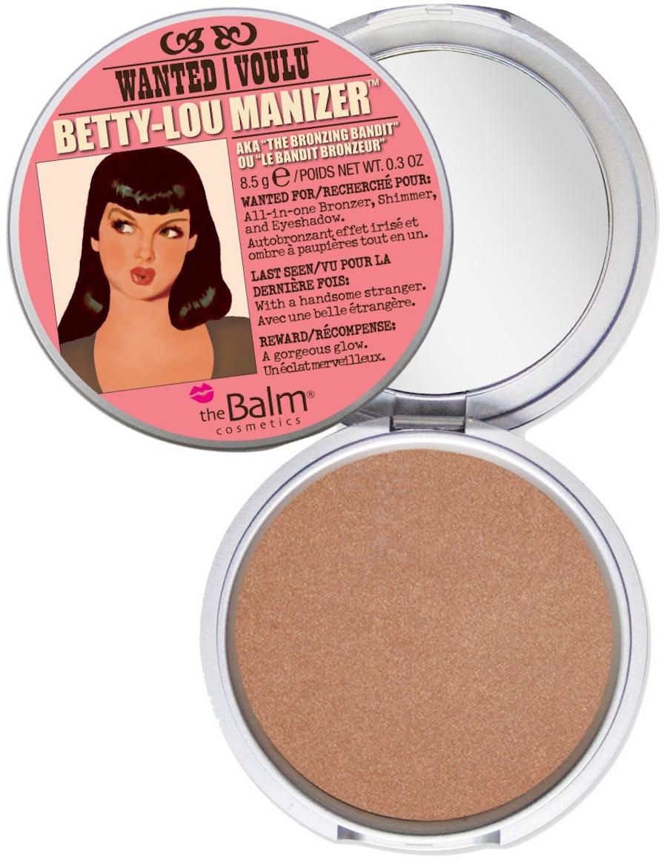The Balm Betty ‒ Lou manizer