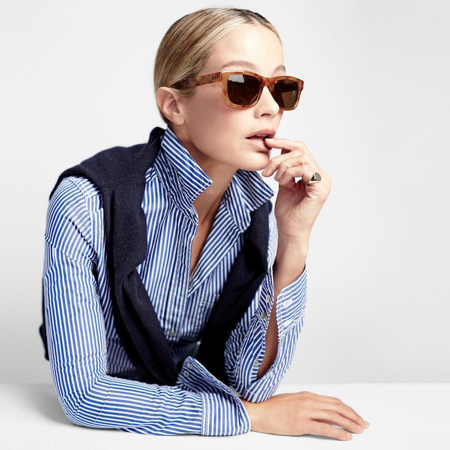 Sunglasses; source: JCrew