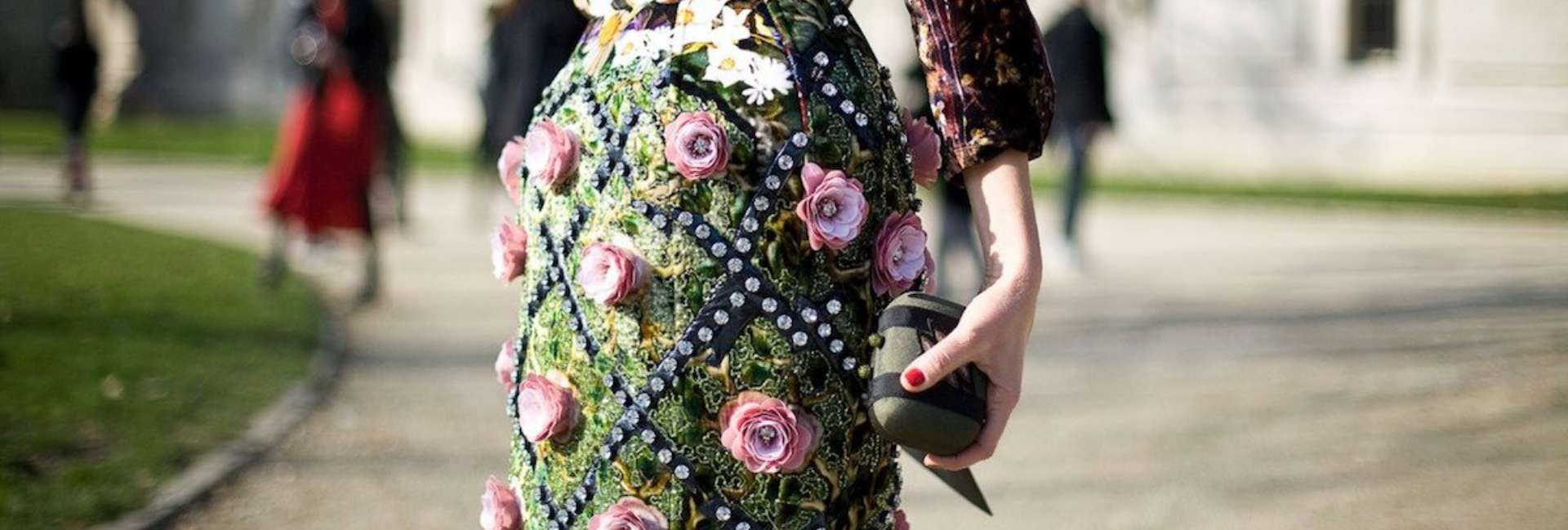How to style florals