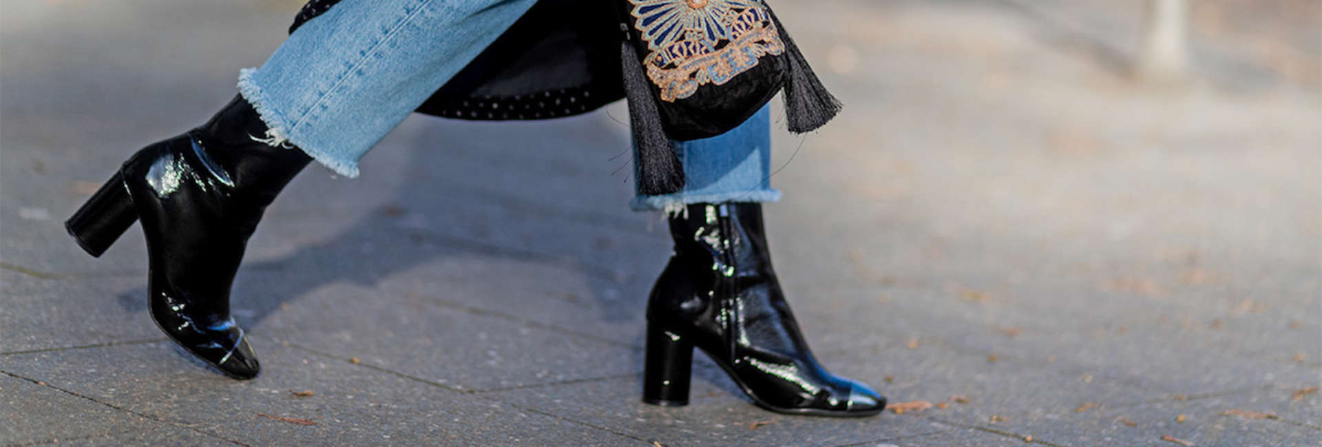 How to wear low boots this winter