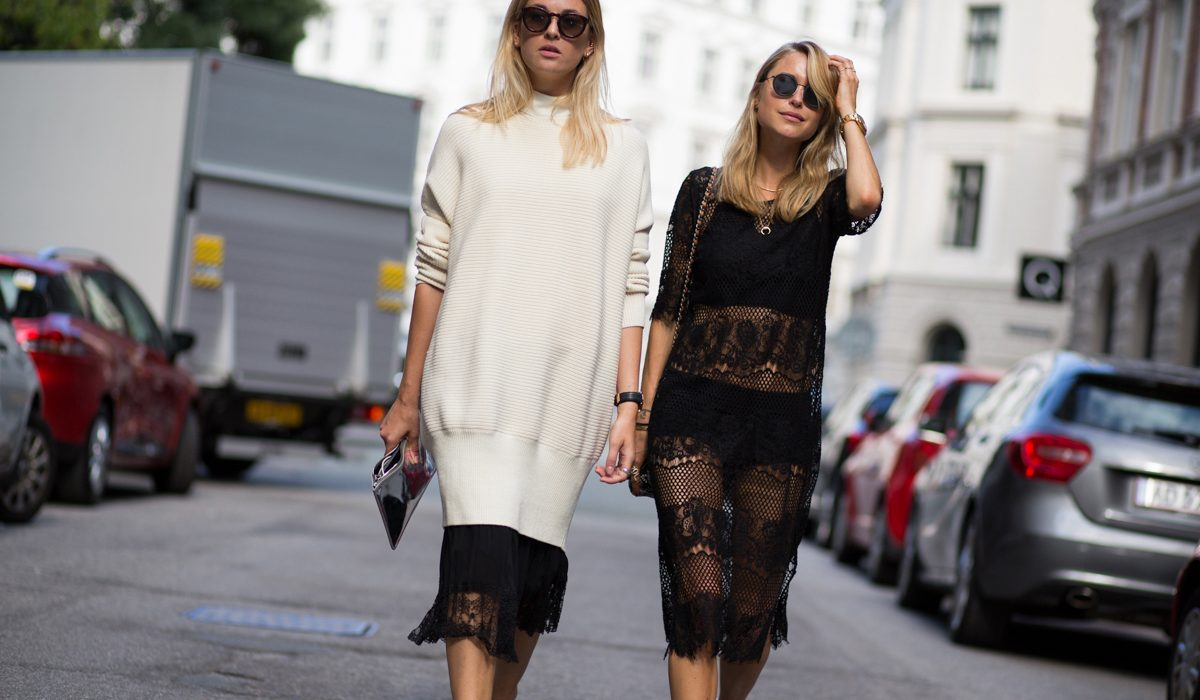 Lace skirt – A must have piece