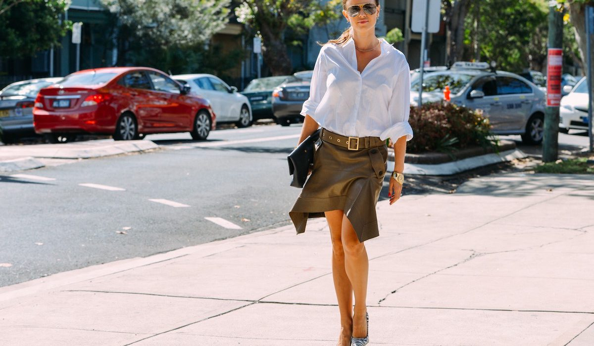 Five styles of white shirts you can't go wrong with