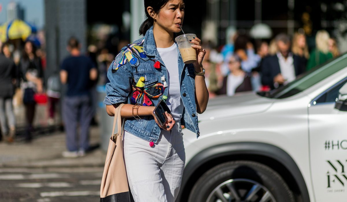 How to find the perfect denim jacket