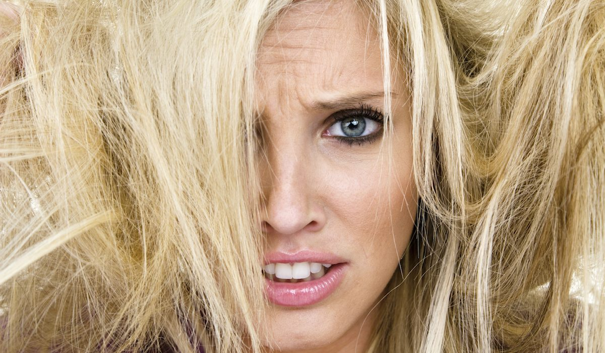 Five frequent hair-dye mistakes