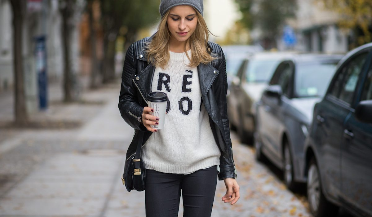 How to include sweatshirts in your everyday wardrobe