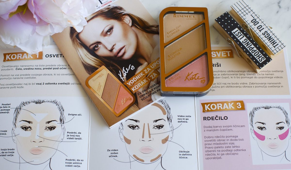 Natural everyday makeup with Rimmel ‒ how to