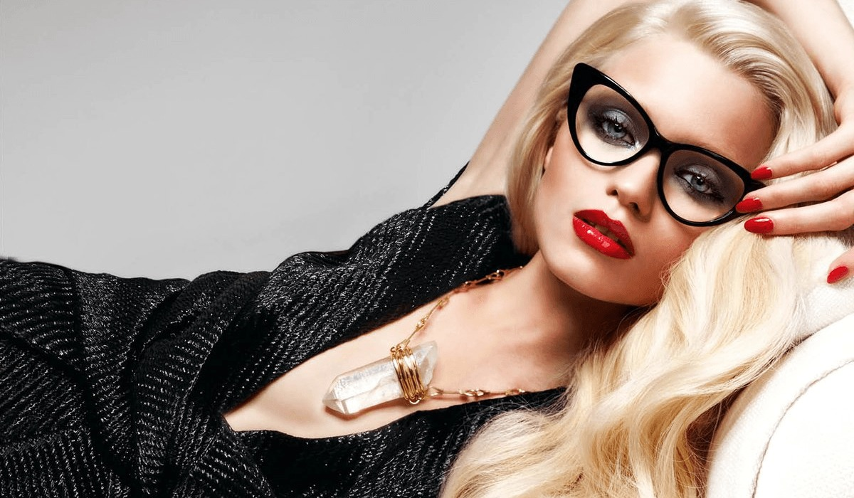 The most fashionable glasses of the moment