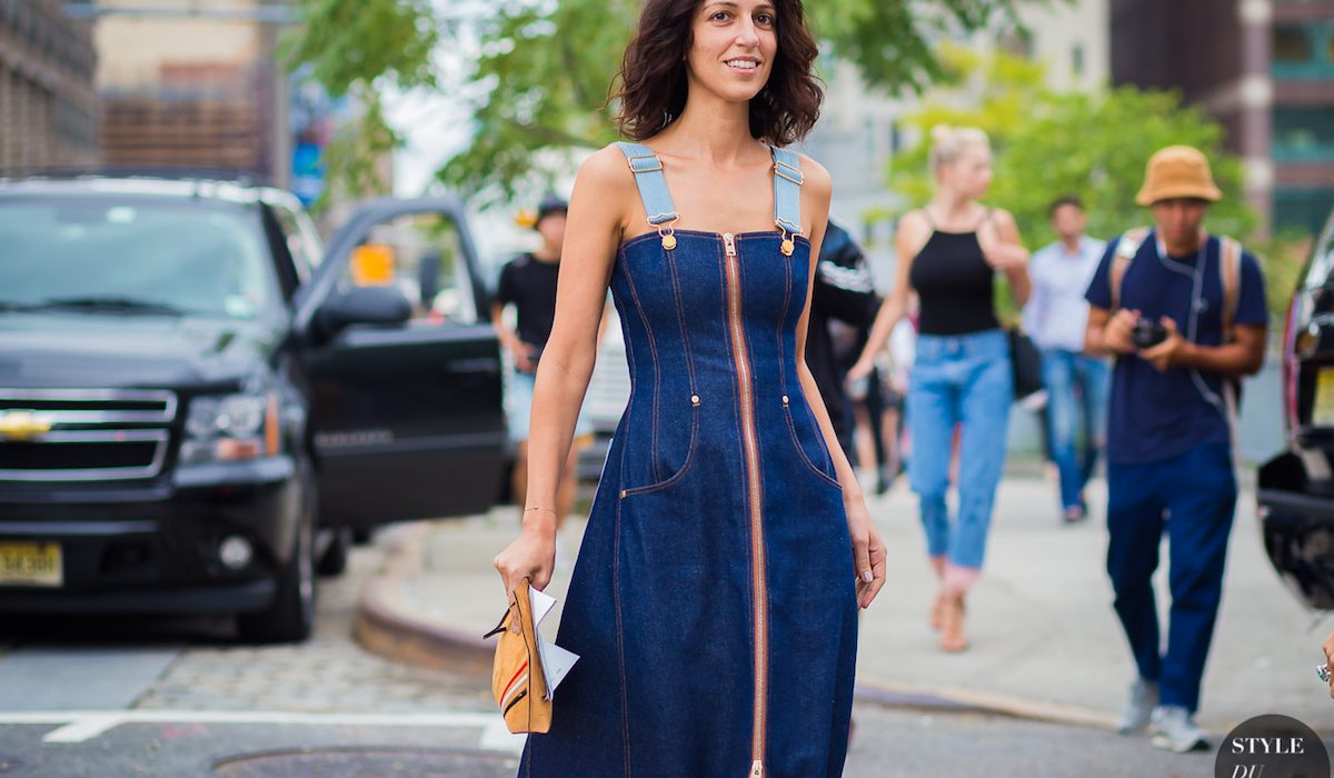 Three denim pieces to wear this fall