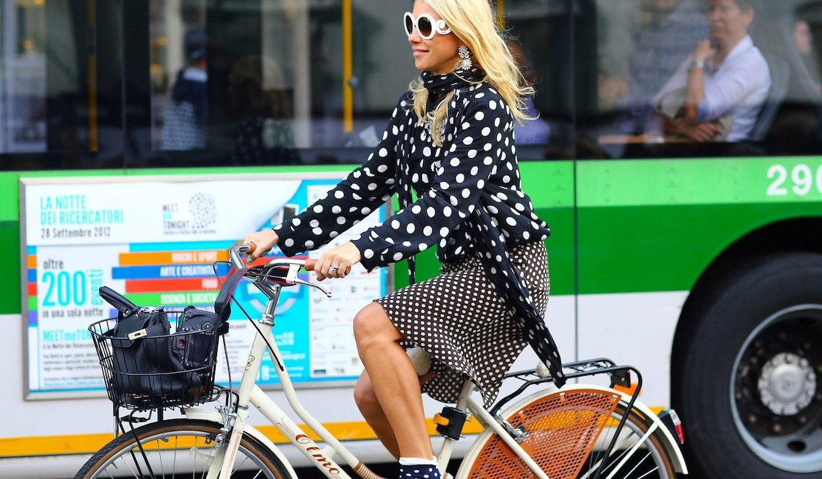 Polka dot and gingham revival