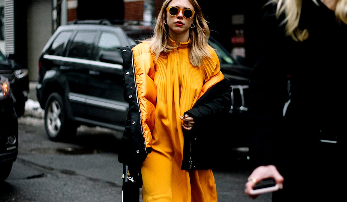 The best colour combinations of the moment