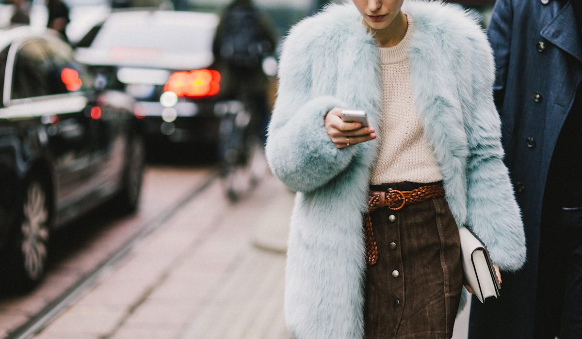 How to stay chic when it's freezing cold outside