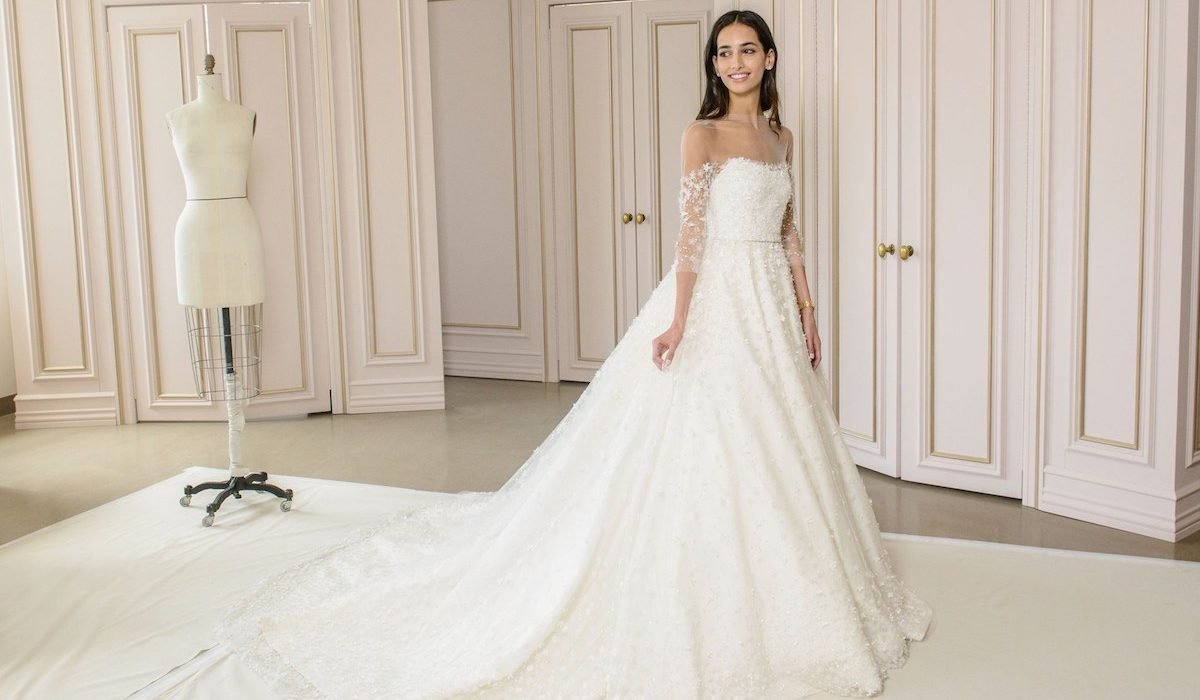 Best wedding fashion trends