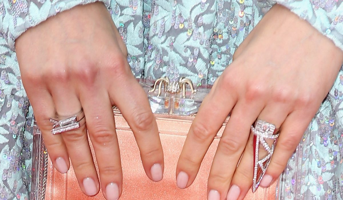 The new nude nails