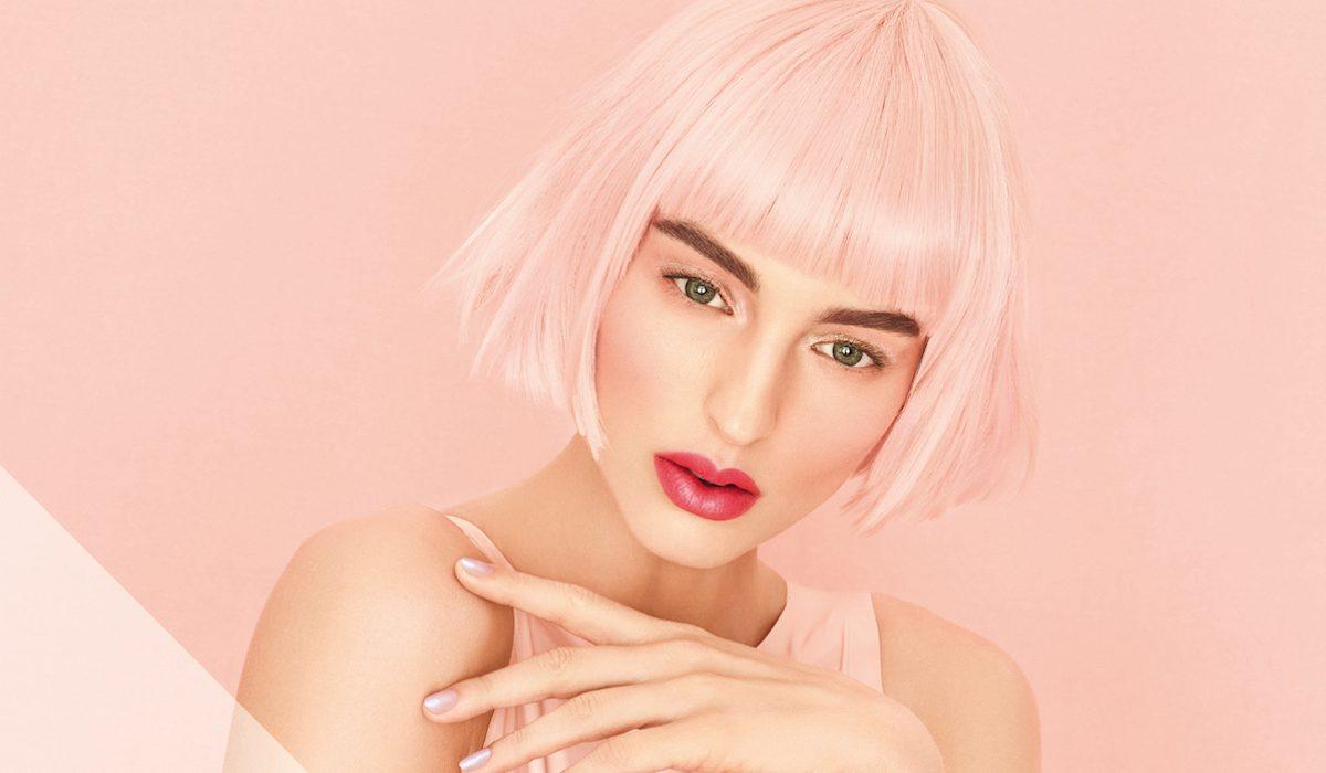 Pink makeup rules