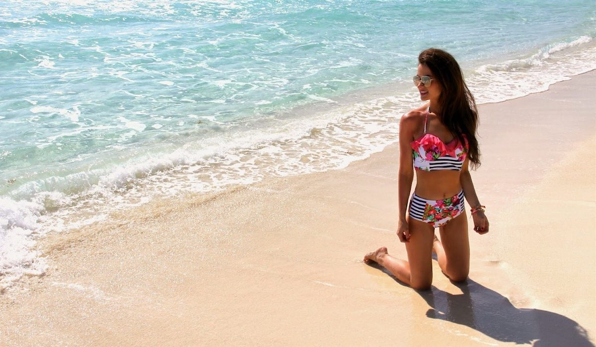 The most fashionable swimsuits of the summer