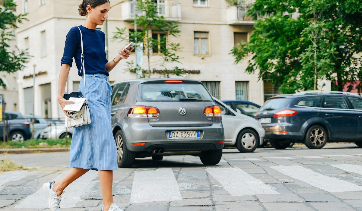 Fashionable combinations with a denim skirt