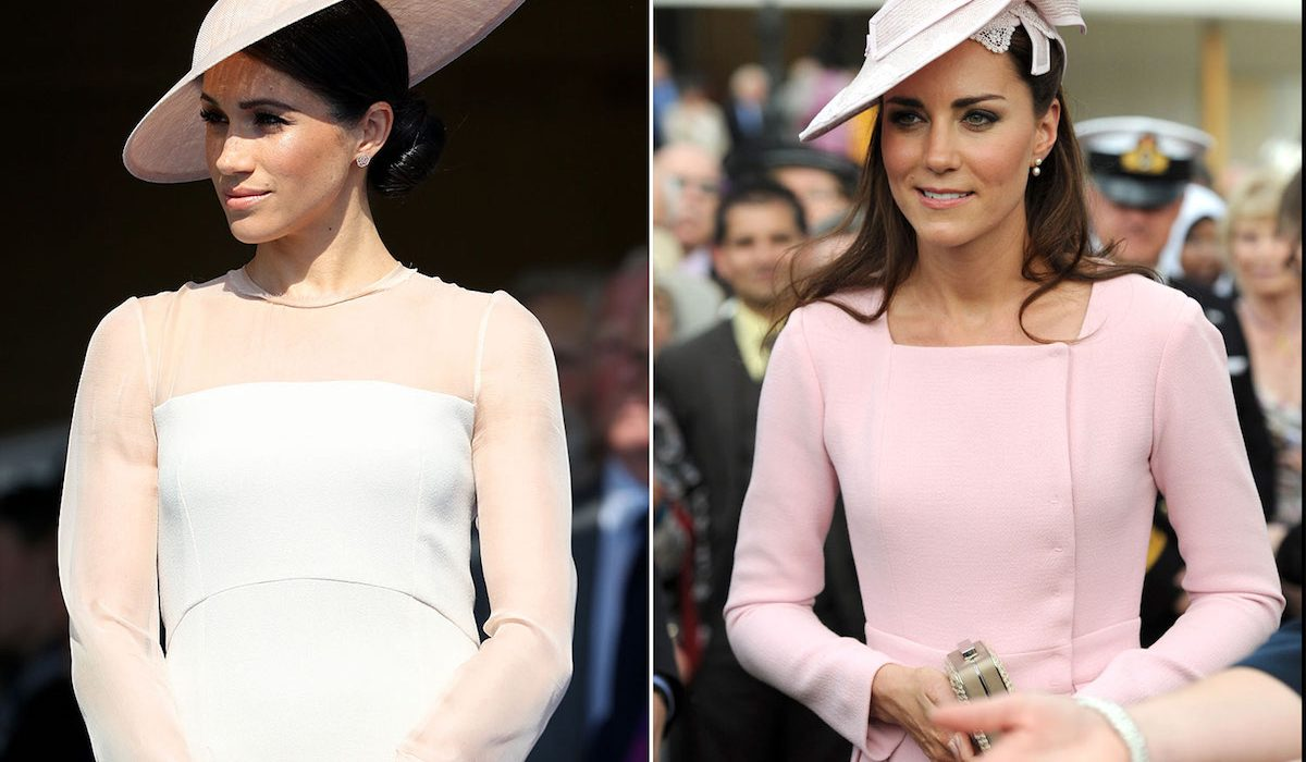 Meghan and Kate: style of wonderful princesses