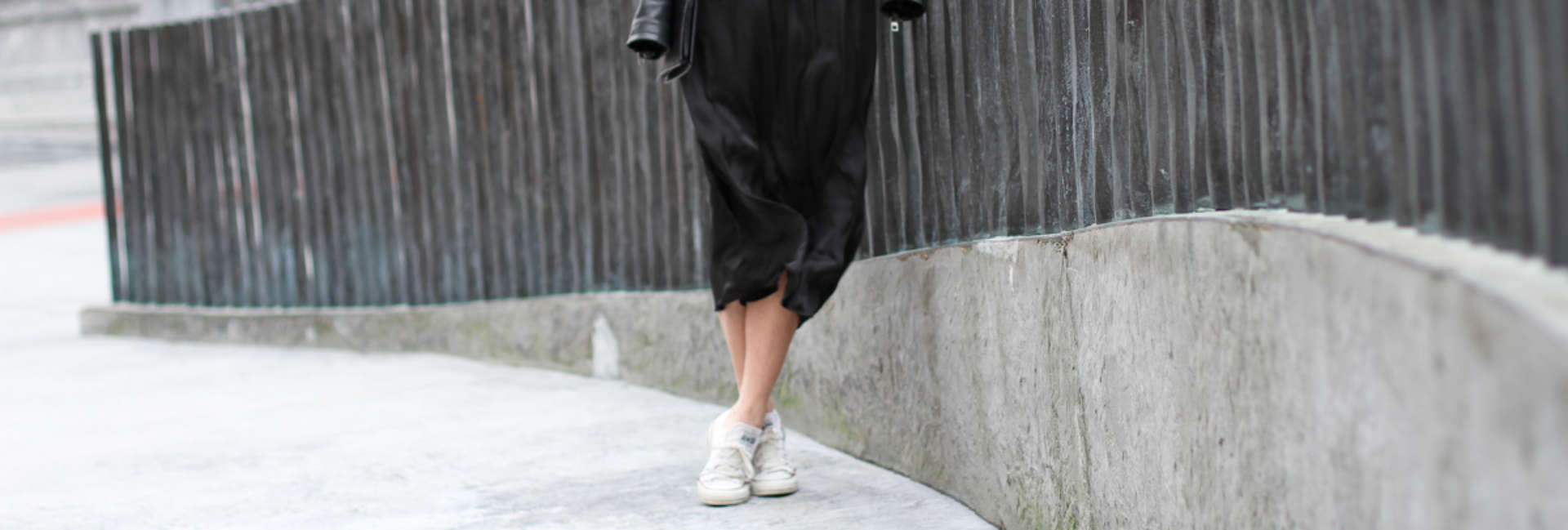 The return of the midi dress