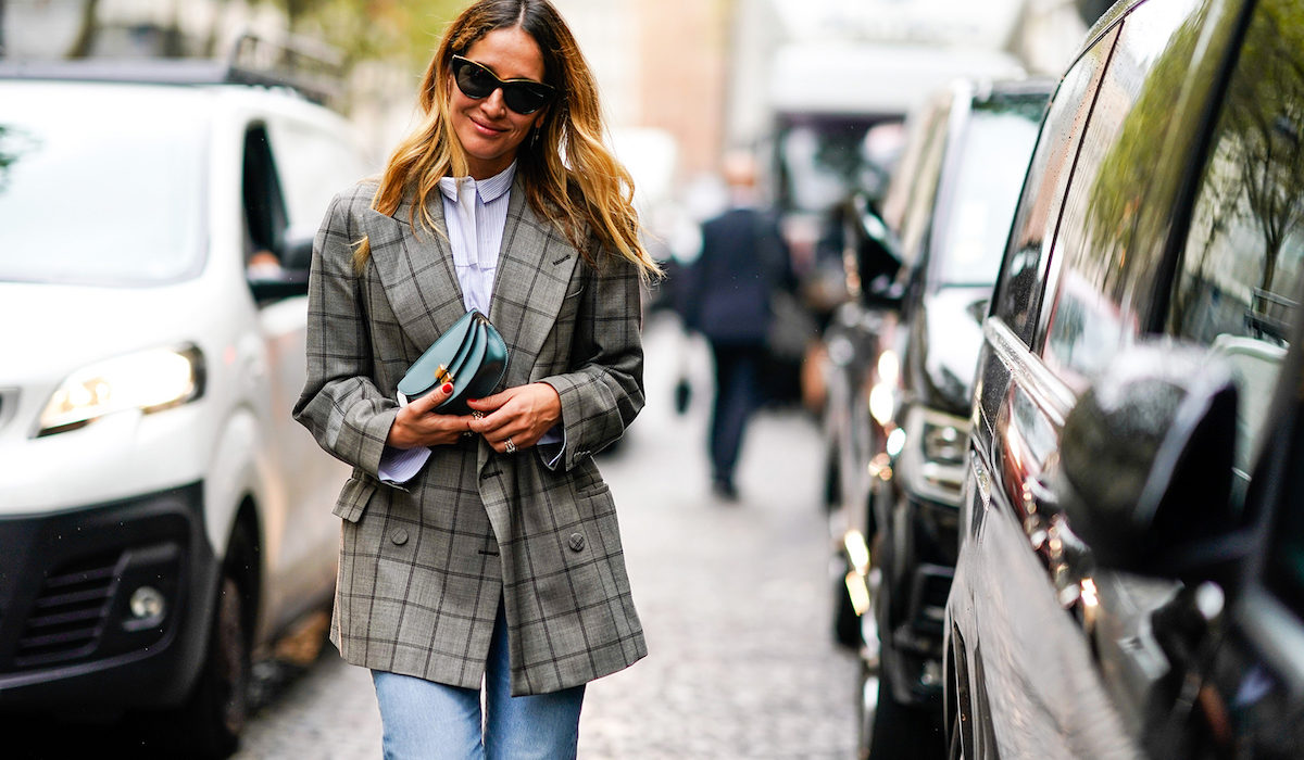 How to style the timeless blazer