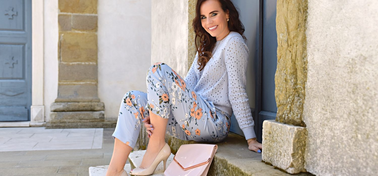 Style of the day: the flower pants