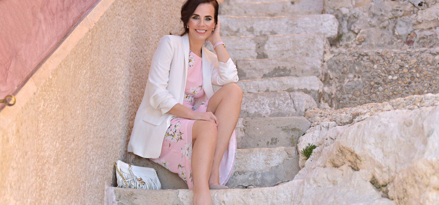 Style of the day: the pink summer dress