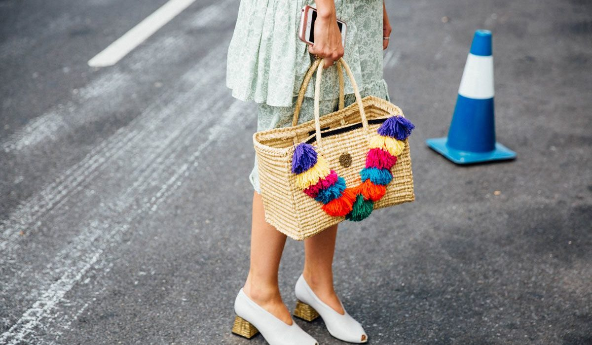 The basic, summer wardrobe