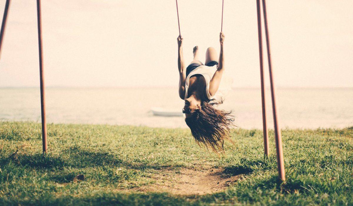 Happier in the summer