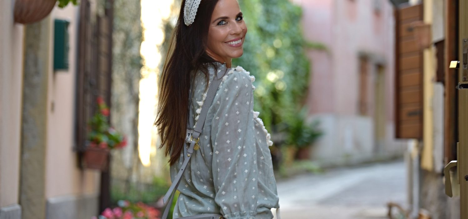 Style of the day: the boho blouse