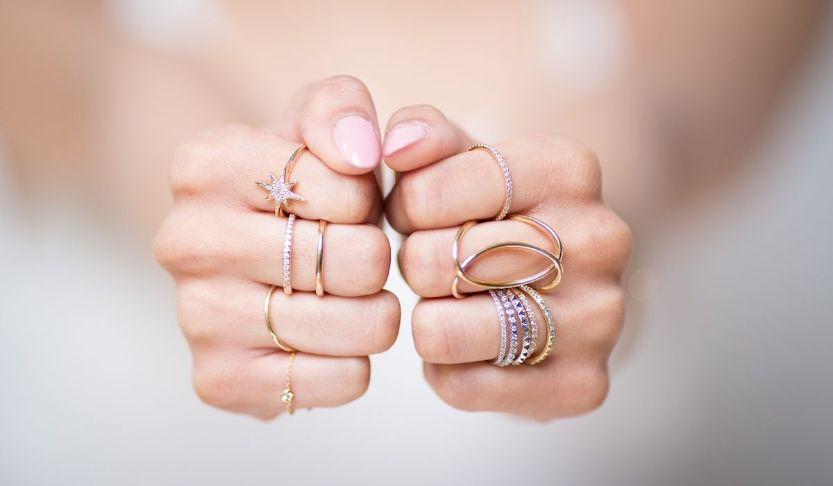 How to make jewellery look really expensive