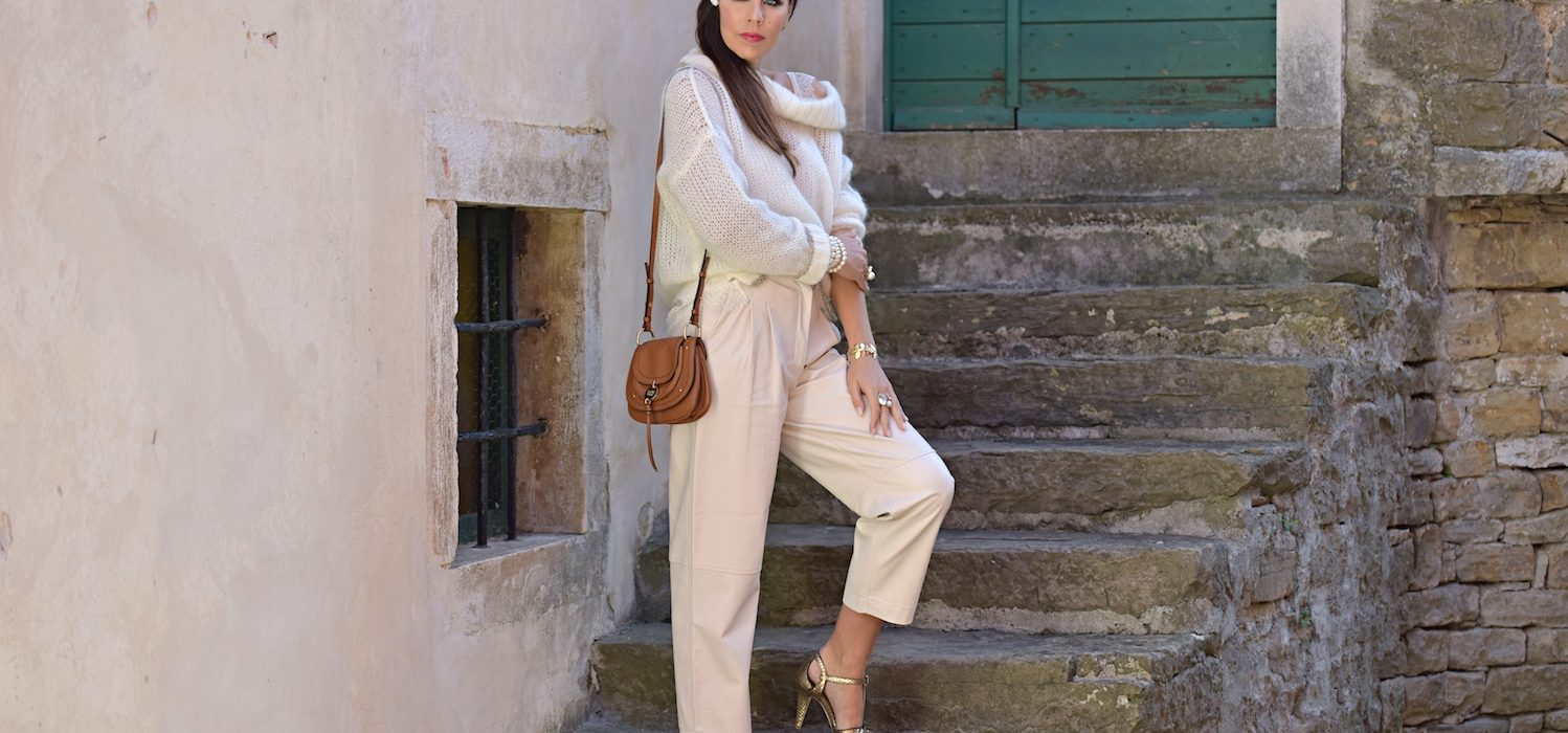 Style of the day: winter in white