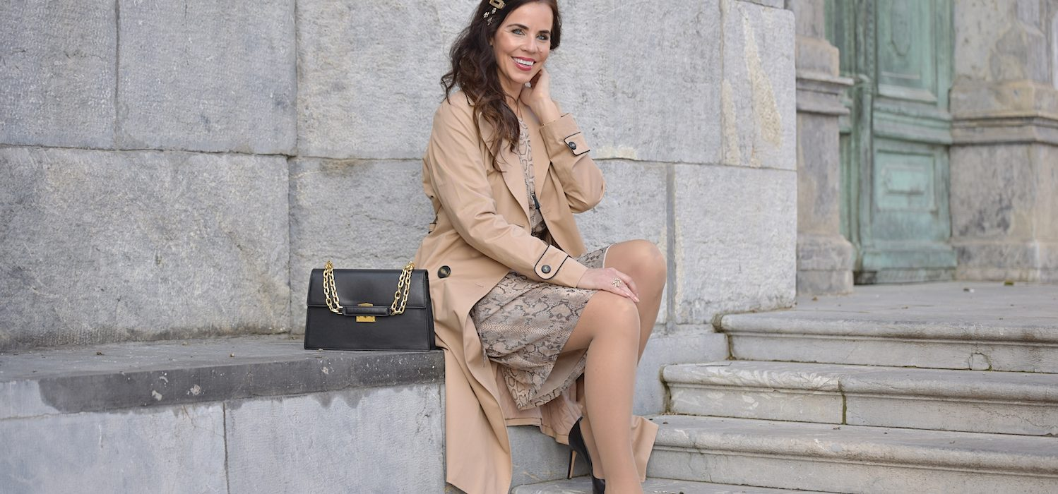 Style of the day: the evergreen trench coat