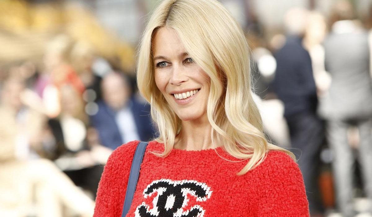 Claudia Schiffer turns 50