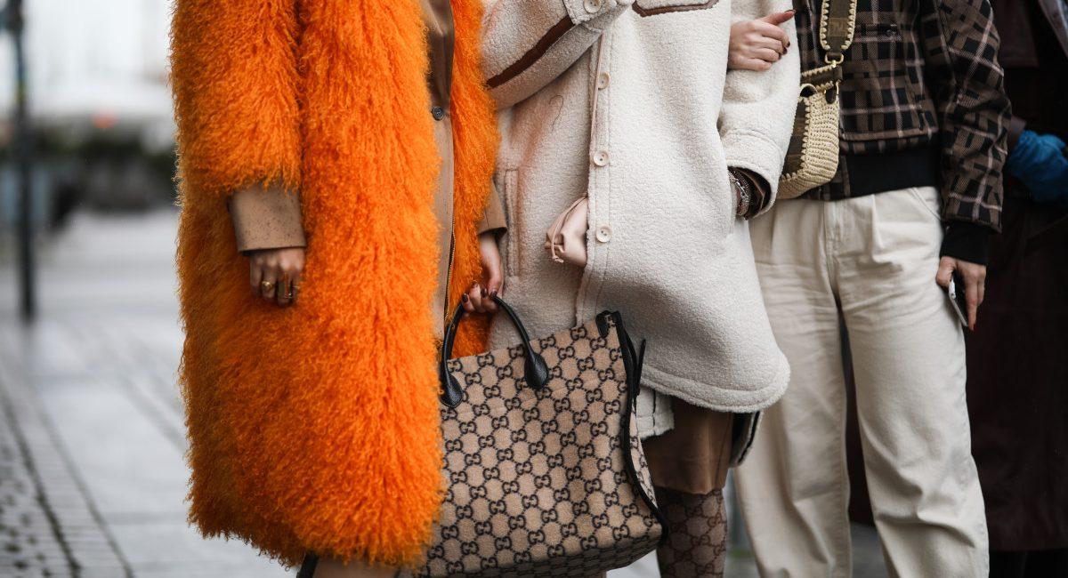 The faux fur trend