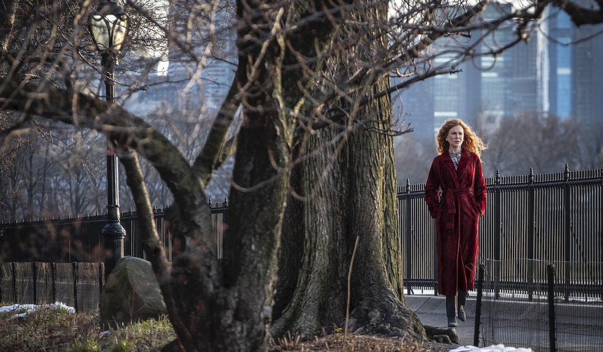 Nicole Kidman's Gorgeous Coats on The Undoing