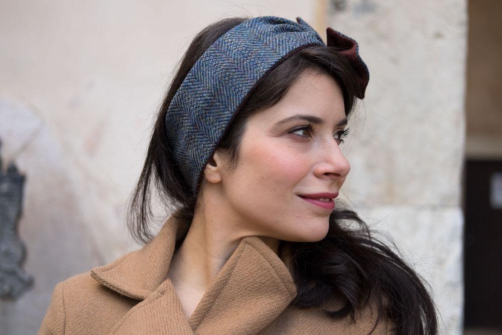 The winter headband