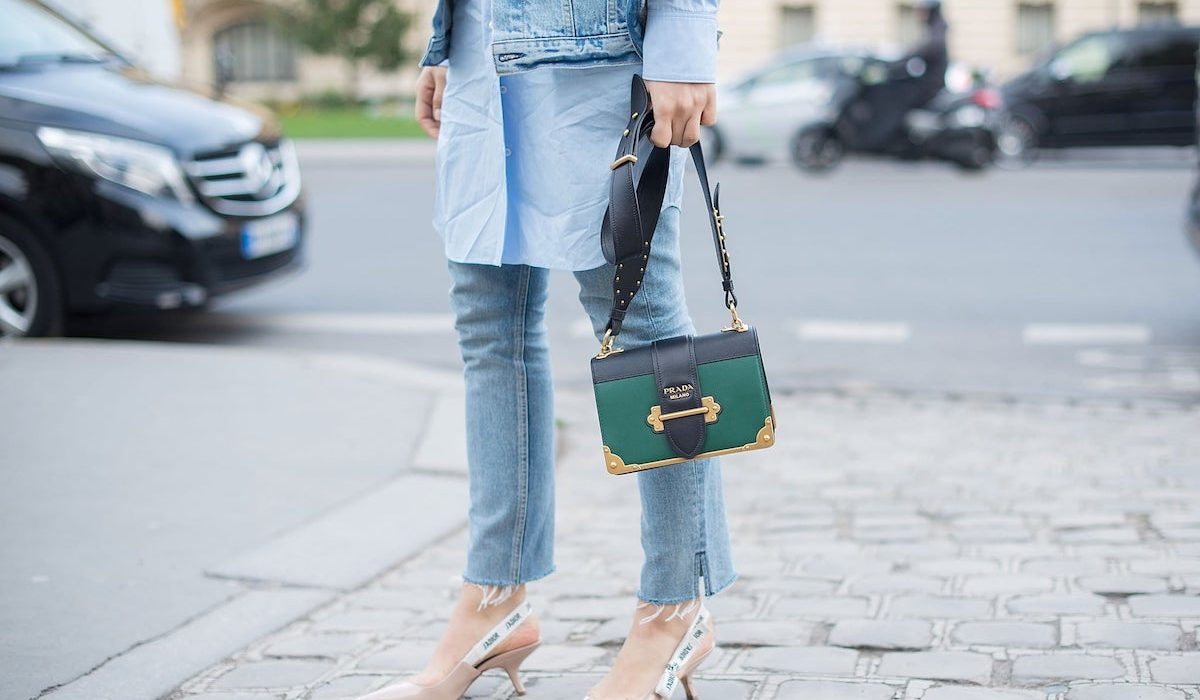 A must have right now: the kitten heels