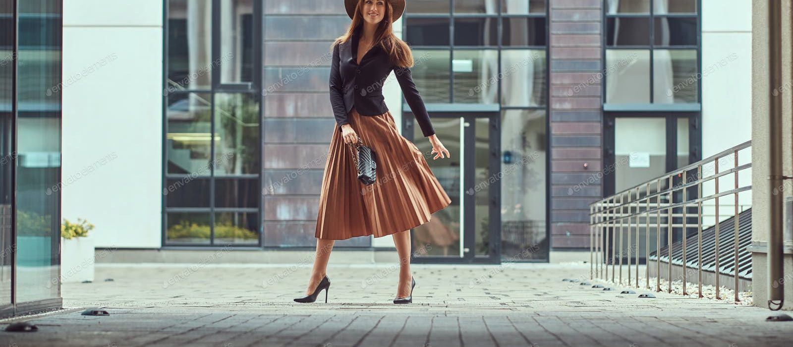 How to look business chic