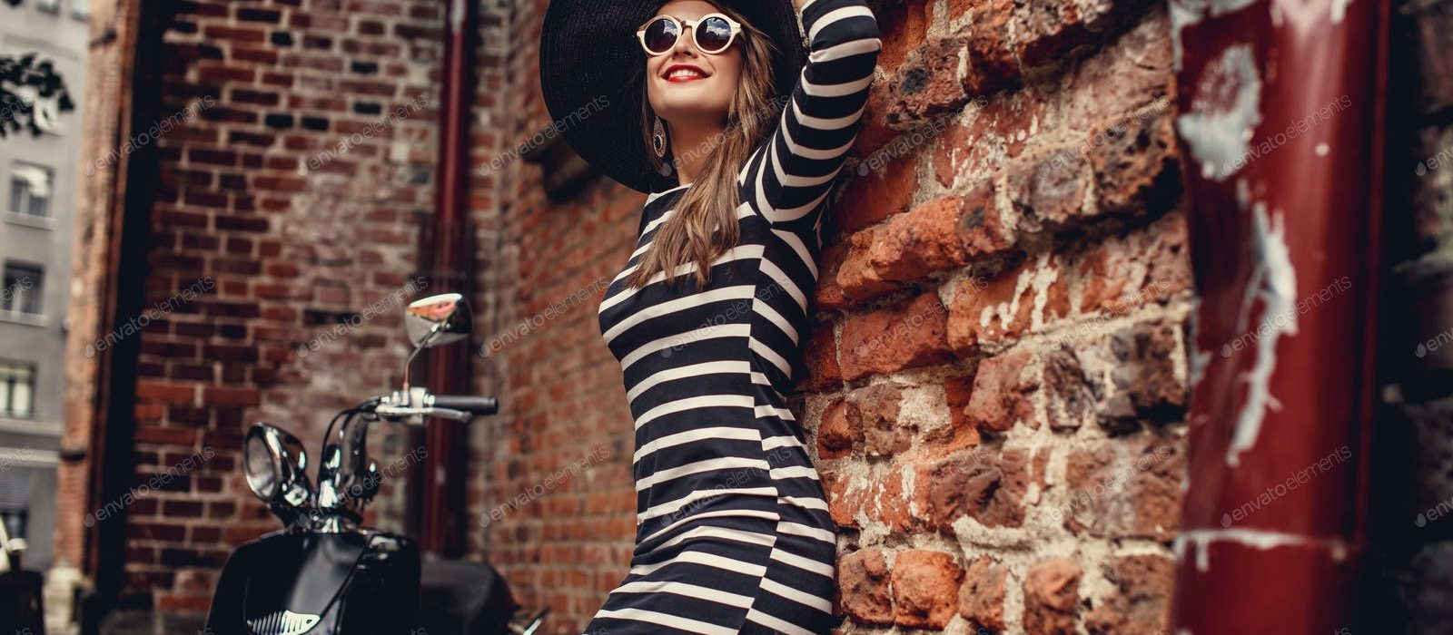 How to wear stripes now and forever