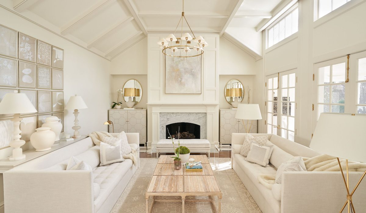 How to get the amazing shabby chic home