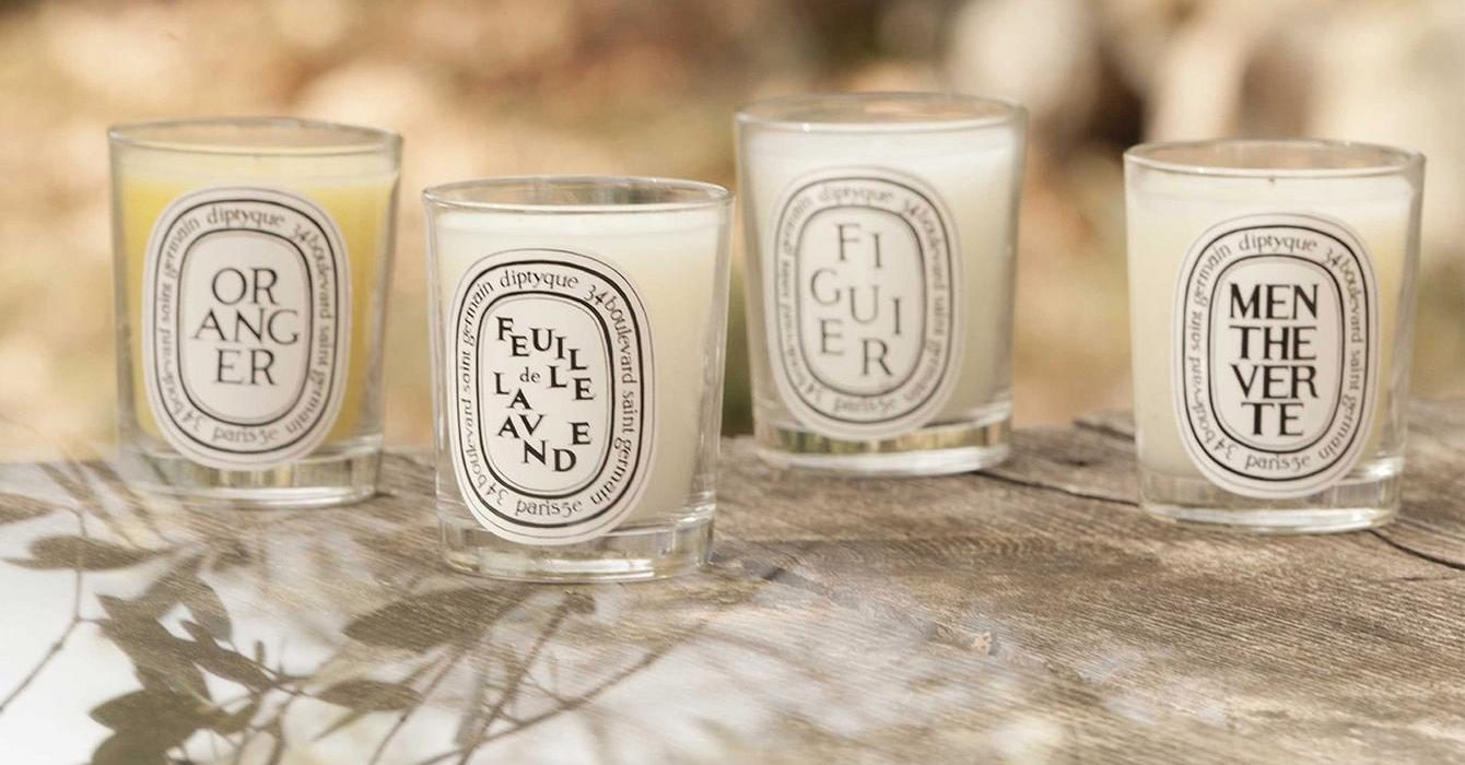 The amazing scented candles to have at home