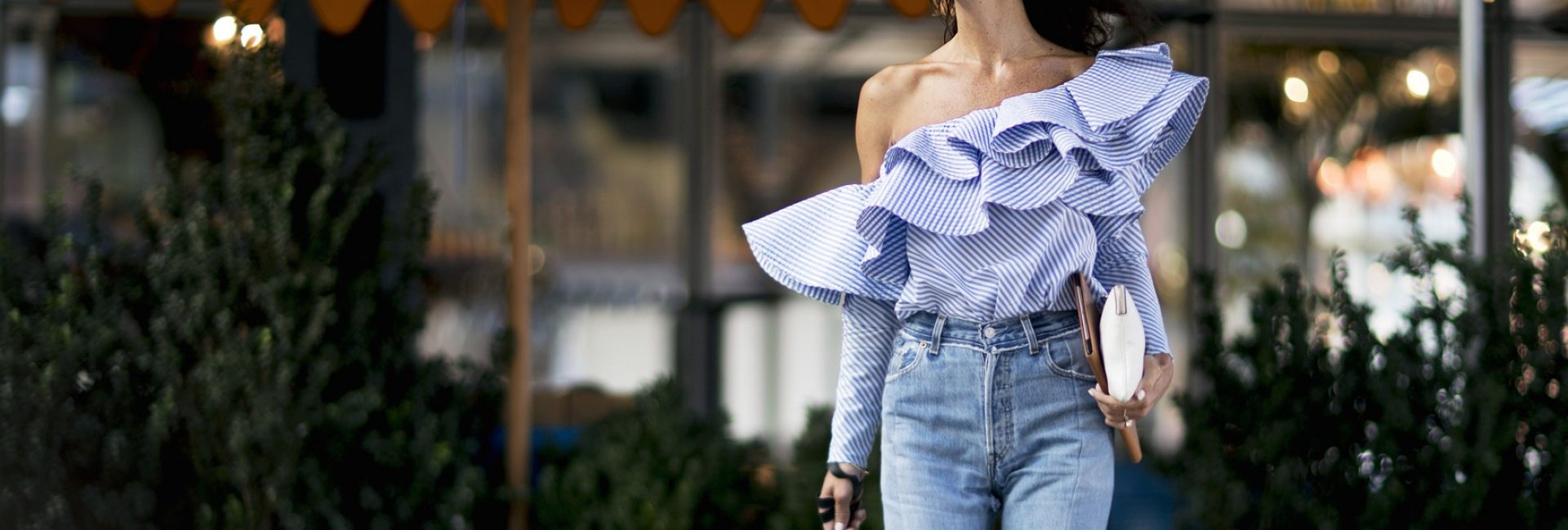 This summer is all about frills