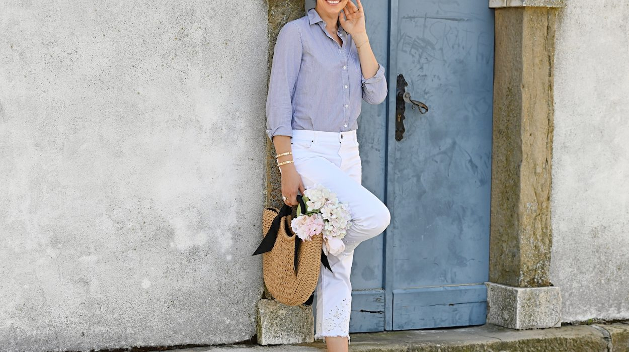 Style of the day: keep in simple