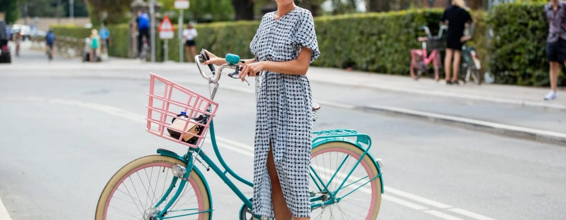 The simple summer dresses