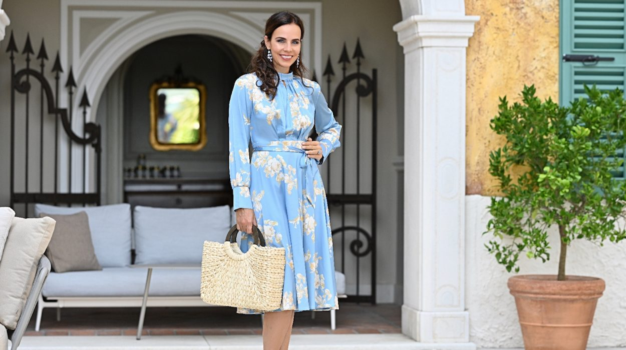 Style of the day: the graceful dress